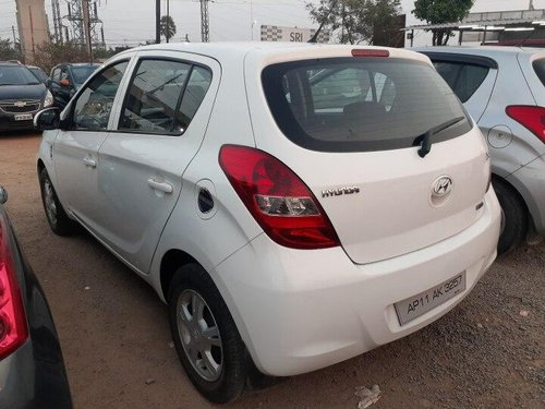 Used Hyundai i20 2010 MT for sale in Hyderabad