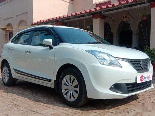 Used Maruti Suzuki Baleno Delta 2015 MT for sale in Agra