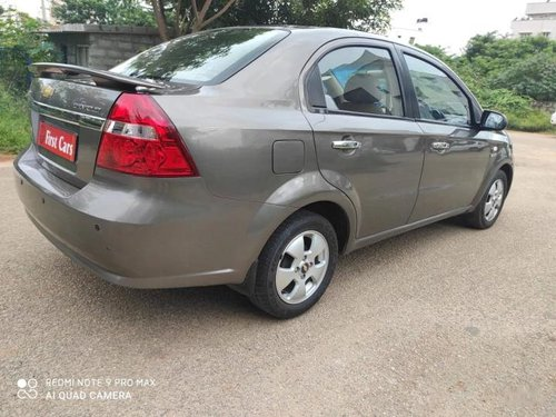 Used 2012 Chevrolet Aveo MT for sale in Bangalore