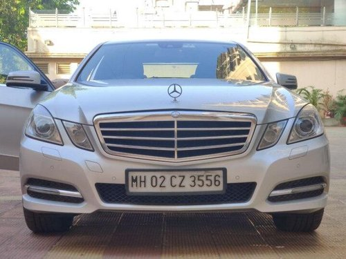 Used 2013 Mercedes Benz E Class MT for sale in Mumbai