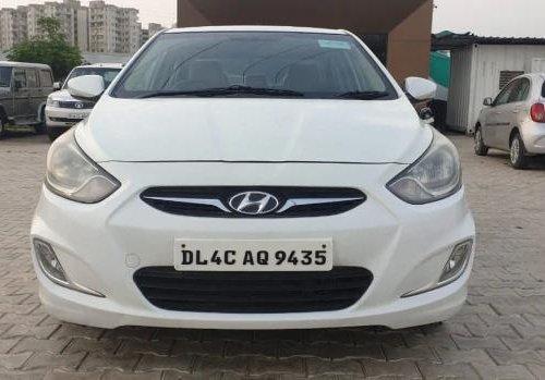 Used Hyundai Verna 2013 MT for sale in Ghaziabad