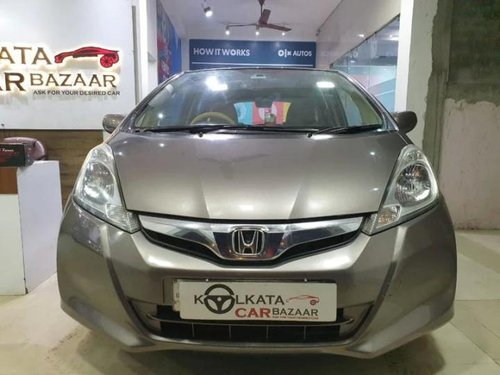 Used Honda Jazz 2012 MT for sale in Kolkata