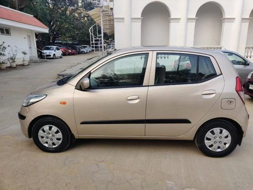 Used 2009 Hyundai i10 MT for sale in Hyderabad