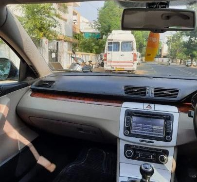 Used Volkswagen Passat 2010 MT for sale in Ahmedabad