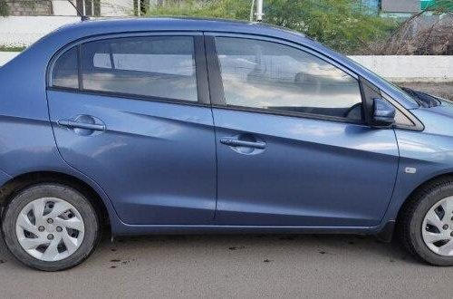 Used Honda Amaze S i-Dtech 2016 MT for sale in Chennai