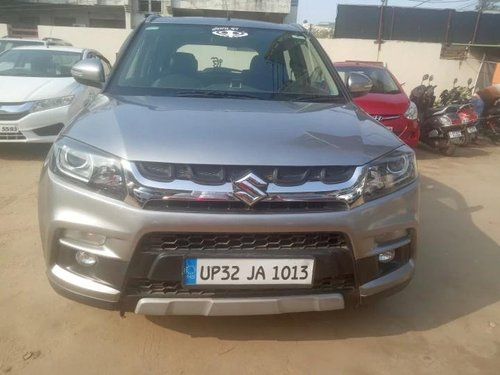 Used 2017 Maruti Suzuki Vitara Brezza MT for sale in Lucknow