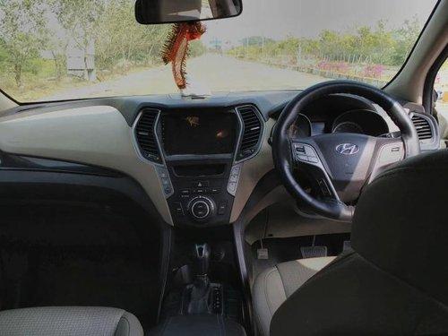 Hyundai Santa Fe 4WD AT 2015 AT for sale in Hyderabad