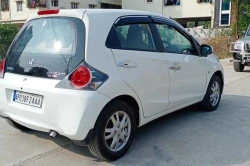 Used Honda Brio 2013 AT for sale in Hyderabad -5