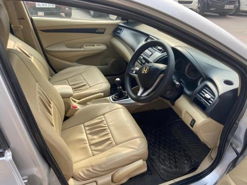 Used Honda City S 2011 MT for sale in Ghaziabad