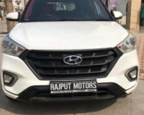 2016 Hyundai Creta 1.4 CRDi Base MT for sale in Faridabad-8