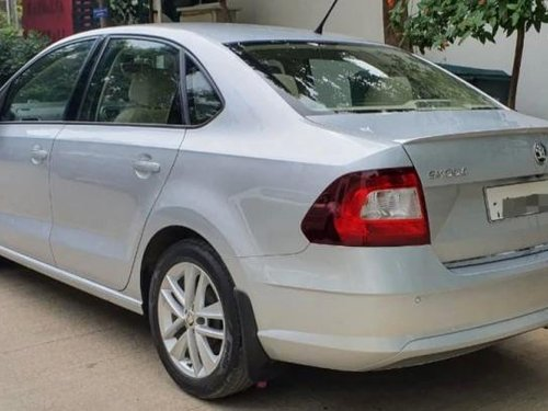 Used Skoda Rapid 2018 AT for sale in Chennai