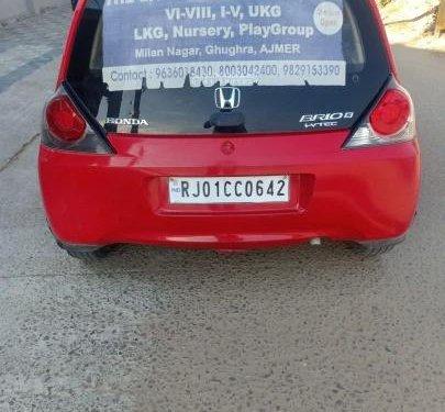 Used 2013 Honda Brio S MT for sale in Jaipur