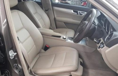 Used 2013 Mercedes Benz C-Class AT for sale in Bangalore -7