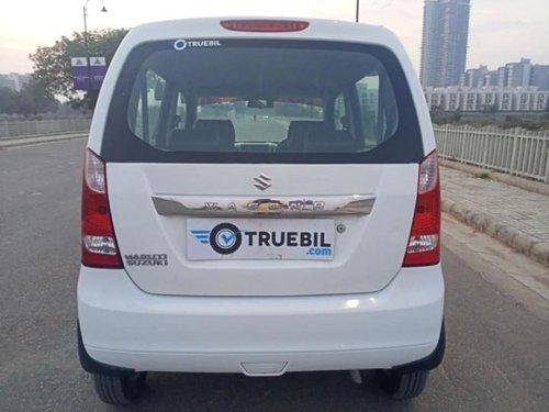 Used 2013 Maruti Suzuki Wagon R LXI MT in Lucknow