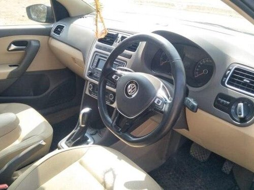 Used 2015 Volkswagen Vento AT for sale in Hyderabad