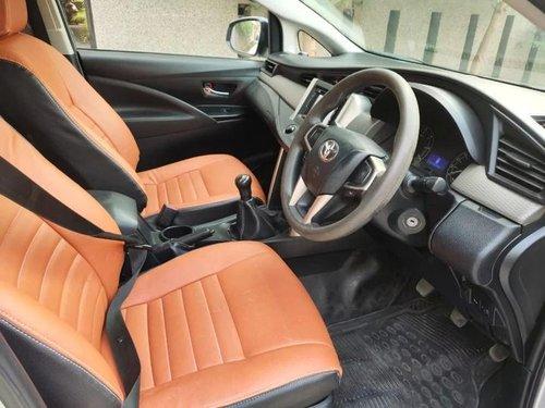 Used Toyota Innova Crysta 2.4 GX MT 2016 MT in Hyderabad