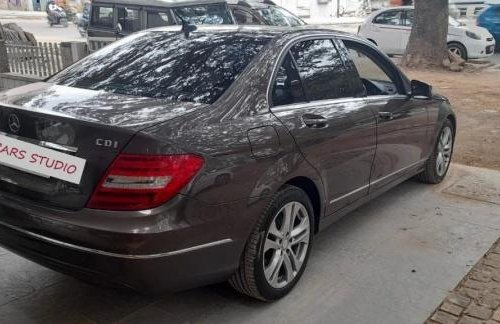 Used 2013 Mercedes Benz C-Class AT for sale in Bangalore -6