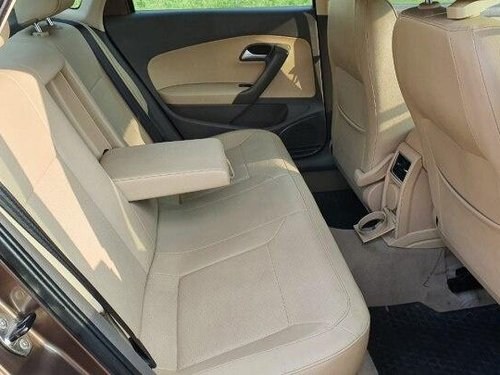 Volkswagen Vento 1.5 TDI Highline AT 2016 AT for sale in Pune