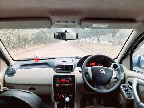 Used Nissan Terrano 2014 MT for sale in New Delhi