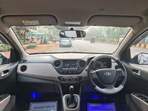 Used 2017 Hyundai Grand i10 AT for sale in Mumbai -1
