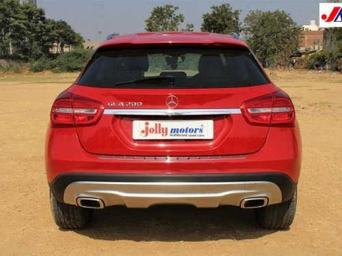 Used 2015 Mercedes Benz GLA Class AT in Ahmedabad