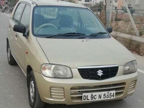 Used 2008 Maruti Suzuki Alto MT for sale in Faridabad