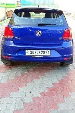 Volkswagen Polo 2018 MT for sale in Hyderabad