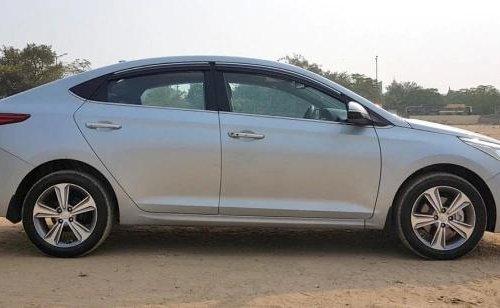 Used 2019 Hyundai Verna AT for sale in New Delhi