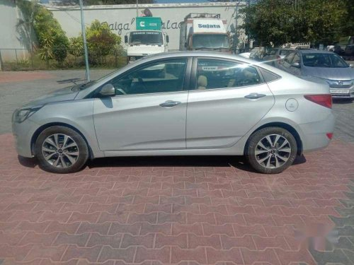 Used Hyundai Verna 2016 AT for sale in Secunderabad