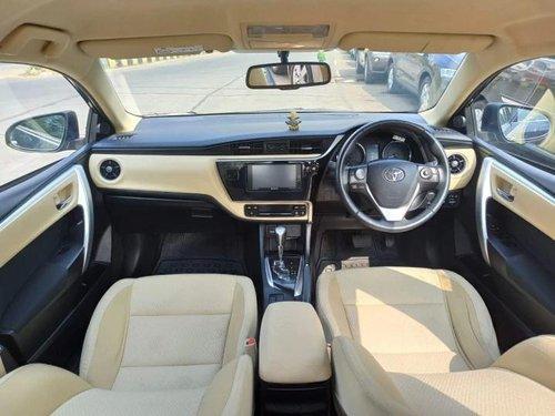 Used 2018 Toyota Corolla Altis 1.8 G CVT AT in Mumbai