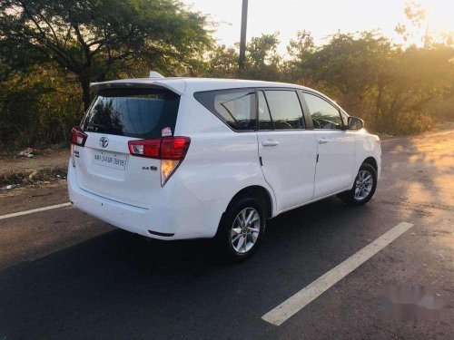 Used 2018 Toyota Innova Crysta MT for sale in Nagpur