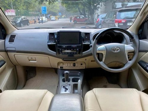 Used Toyota Fortuner 4x2 AT 2012 AT for sale in New Delhi