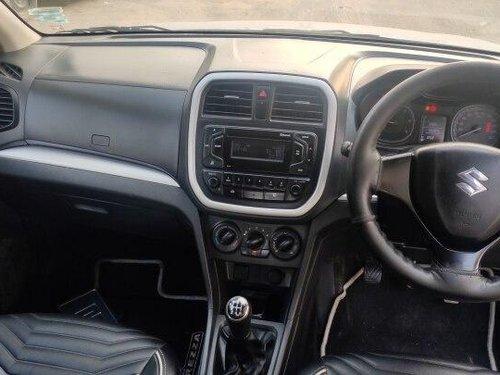 2017 Maruti Suzuki Vitara Brezza MT for sale in New Delhi