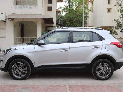 Used Hyundai Creta 2018 AT for sale in Ahmedabad