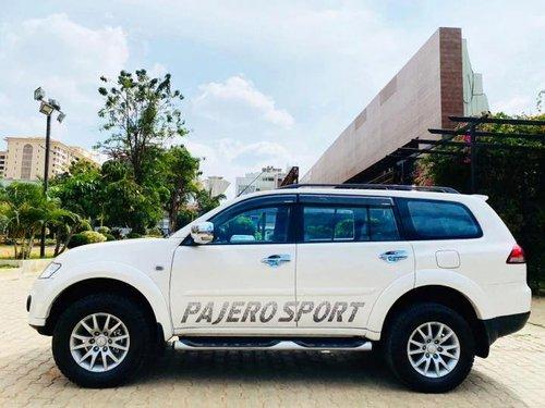Used Mitsubishi Pajero 2015 AT for sale in Bangalore