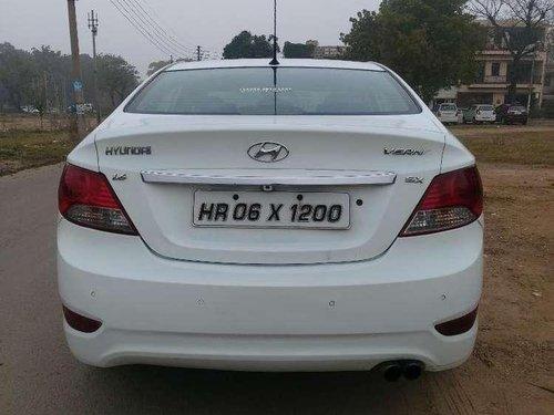 Used Hyundai Verna 1.6 CRDi SX 2011 MT in Chandigarh
