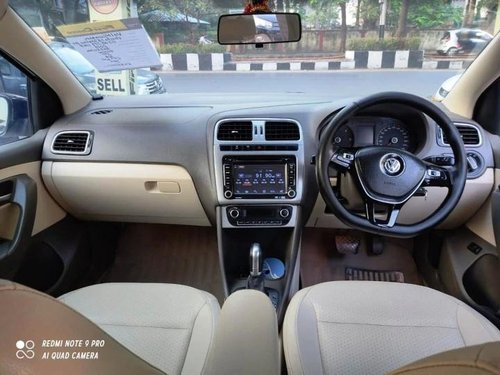 Used Volkswagen Vento 2015 AT for sale in Surat