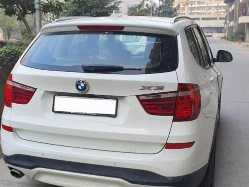 Used BMW X3 xDrive 20d Expedition 2018 AT in New Delhi
