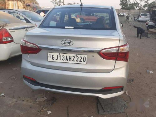 Used 2017 Hyundai Xcent MT for sale in Rajkot