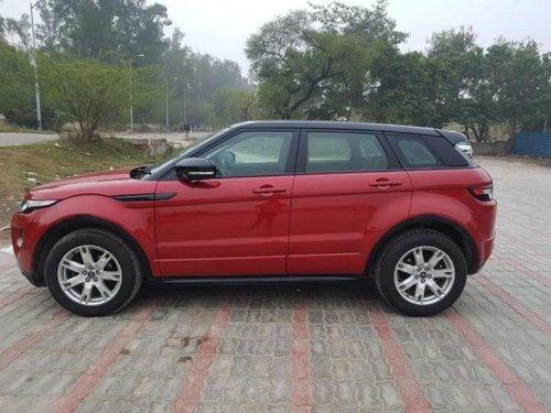 Land Rover Range Rover Evoque 2013 AT in New Delhi