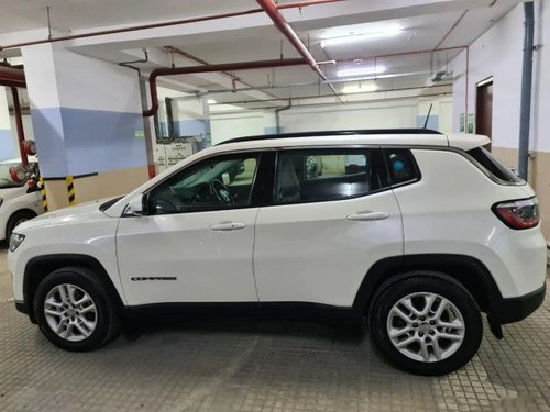 Used Jeep Compass 2017 MT for sale in Mumbai