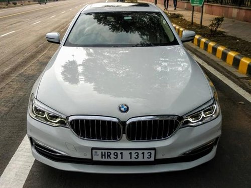 Used BMW 5 Series 520d Luxury Line 2017 AT in New Delhi