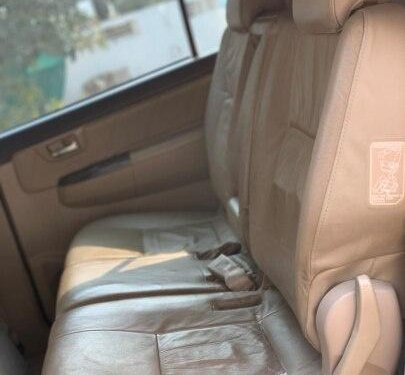 Used Toyota Fortuner 4x2 Sportivo 2016 MT in Ahmedabad