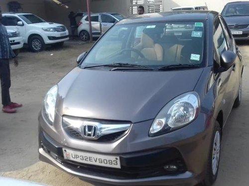 Used 2013 Honda Brio E MT for sale in Lucknow