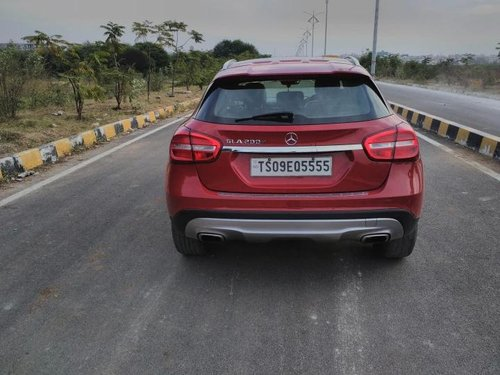 Used 2016 Mercedes Benz GLA Class AT for sale in Hyderabad
