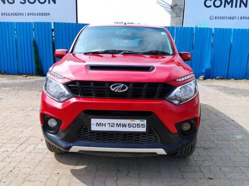 Used 2016 Mahindra NuvoSport N8 MT for sale in Pune