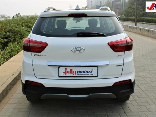 Hyundai Creta 1.6 CRDi SX Option 2015 MT in Ahmedabad