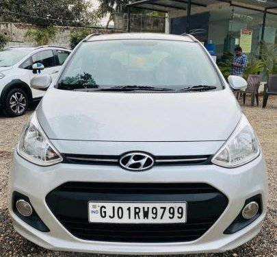 Used 2017 Hyundai Grand i10 AT for sale in Ahmedabad
