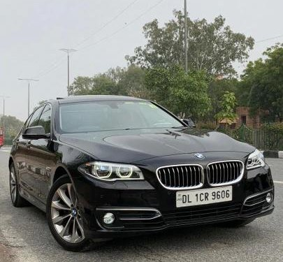 Used 2016 BMW 5 Series AT for sale in New Delhi