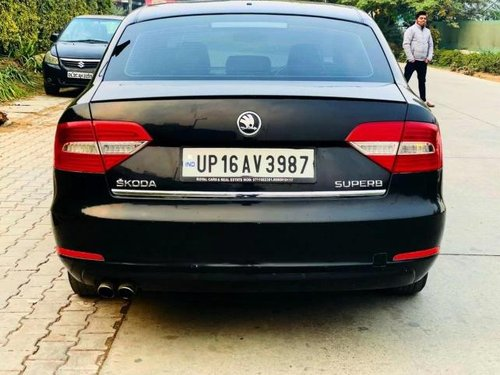 Used 2014 Skoda Superb AT for sale in New Delhi